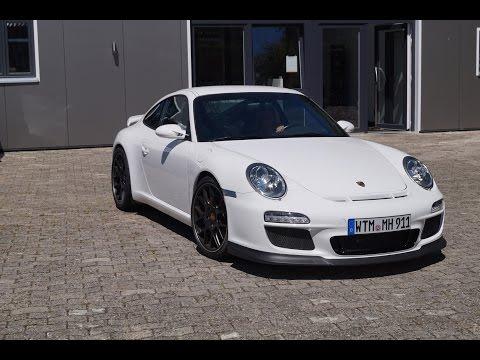 Porsche 911 3.8 Leistungssteigerung & Klappenauspuff laut 997 sound