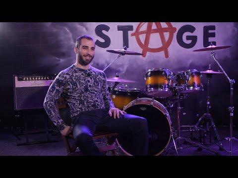 RockSchool представя: Божидар Давидков - Преподавател по барабани