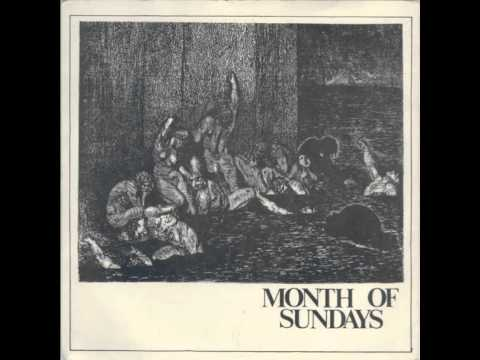 Month Of Sundays - Hard World