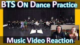 BTS | 'ON' | Dance Practice | Reaction
