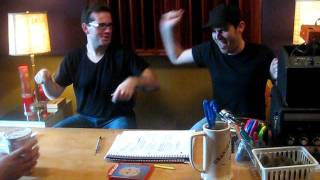 Chris and Pat Unveil the Mysteries of Rock Drumming