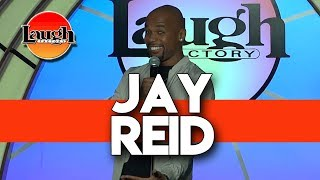 Jay Reid | Front Row Distraction | Laugh Factory Las Vegas Stand Up Comedy
