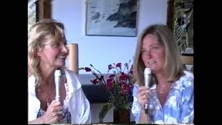 Airielle's World.   Airielle & Dr Julie Holmes 1995