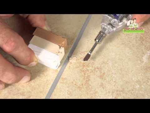 Reparatur-Set Premium DIY Schäden reparieren für Fliesen an Wand und Boden
