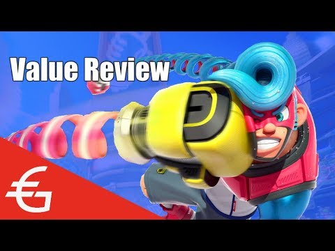 Value Review: Arms video thumbnail
