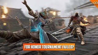 For Honor $10,000 Tournament Shows How Flawed the Game is Right Now - dooclip.me