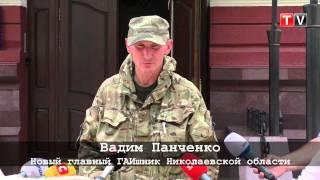 """ПН TV: """"Не надо давать нам взятки"""", - новый начальник ГАИ Николаевщины"""