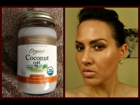 Video Beauty Benefits of Organic Coconut Oil for Skin & Hair
