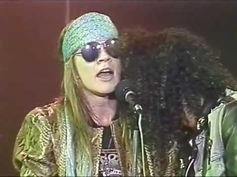 Guns N' Roses - Mr Brownstone