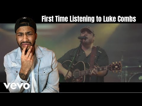 (Country) Luke Combs - She Got the Best of Me | REACTION VIDEO