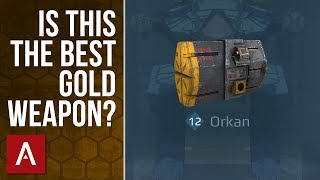 War Robots [WR] Tutorial - What is the BEST Gold Weapon?