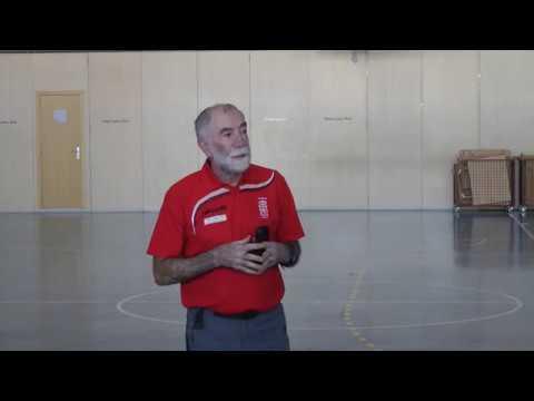 Curso entrenadores FNA Velocidad y Vallas