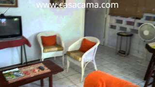preview picture of video 'Vakantiewoning Paramaribo, Suriname: Gongrijpstraat D Appartement Rental House'