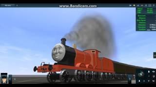 Trainz Gordon: The Big Express Engine - Trainfan1055