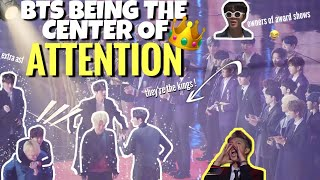 BTS BEING THE CENTER OF ATTENTION / BTS BEING EXTRA