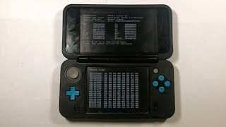 3ds homebrew apps yellow screen - TH-Clip