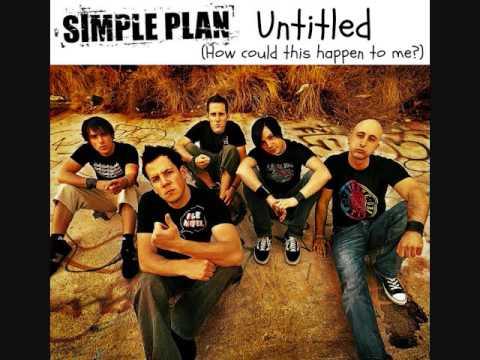 Untitled - Simple Plan(instrumental)