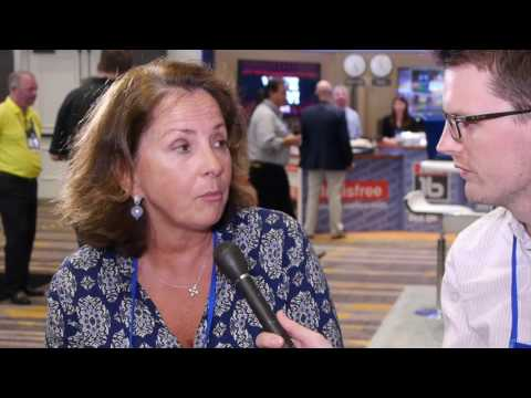 Anne Guimard at NIRI 2016