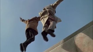 Bionic Woman Jump Montage (1)