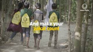 The Passport to a Better Future   #SaySalam   Salam Charity