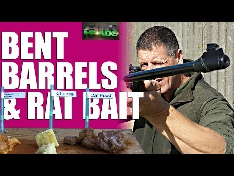 Bent Rifles & Baiting Rats – AirHeads, episode 9