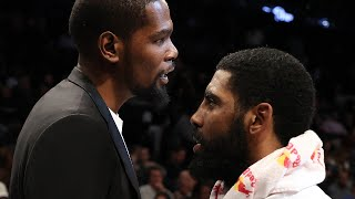 Kyrie Irving Is Furious At The Nets For Hiring Steve Nash, Has Been 'Distant' With Kevin Durant by Obsev Sports
