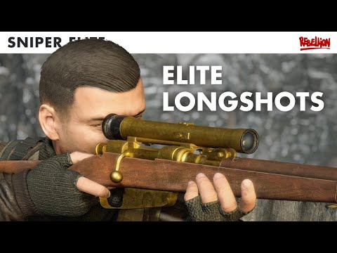 10 Sniper Elite 4 longshots you need to try