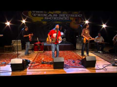 "Walt Wilkins & The Mystiqueros performs ""It's Only Rain"" live on The Texas Music Scene"