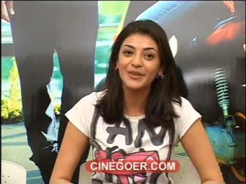 Kajal about Darling Movie