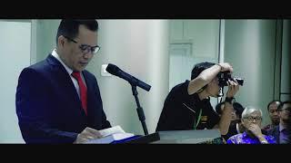 Universitas Nasional – Sidang Doktoral Ilmu Politik Dr. Dhahana Putra