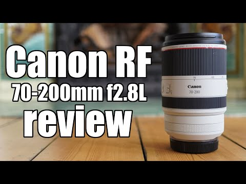 External Review Video _cWsGjdqUnI for Canon RF 70-200mm F2.8L IS USM Lens