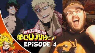 My Hero Academia Season 3 Episode 4 HD English Subbed - 1,000,000% SMASH!!! REACTION!!!