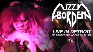Lizzy Borden – Live in Detroit 1987