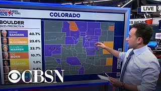 Breaking down the Super Tuesday vote in Colorado