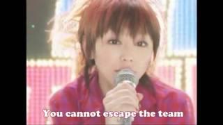 Teen Titans -  Puffy AmiYumi (Lyrics)