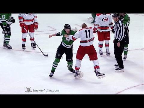 Jordan Staal vs Jamie Oleksiak