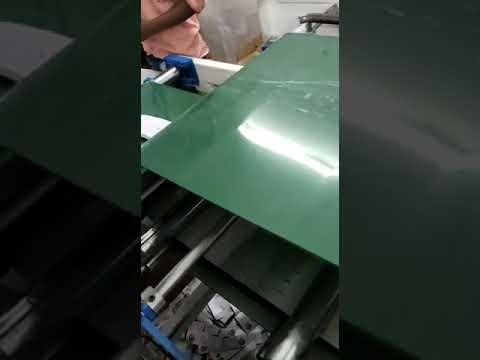 4 Fold Folder &Gluer