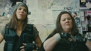 The Heat 2013- Official Trailer [HD] - Music is by M.I.A. : Bad Girls