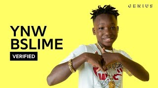 """YNW BSlime """"Slime Emotions"""" Official Lyrics & Meaning 