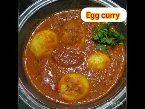 Egg Curry || Egg Masala Gravy || Anda Masala Curry – Healthy simple cooking recipe…