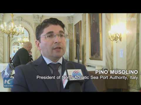 Belt and Road initiative brings opportunities to ports in Europe: Italian official