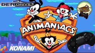 REVIEW: Animaniacs (Sega Mega Drive / Sega Genesis)