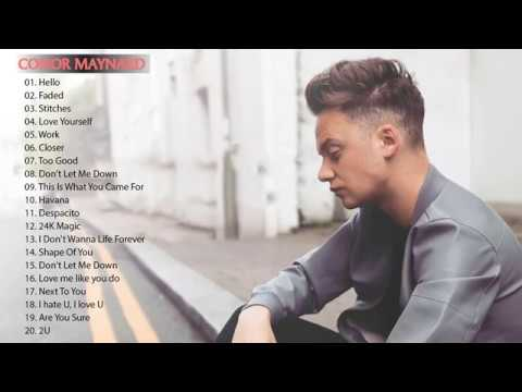 CONOR MAYNARD - Best Cover Of Conor Maynard 2018