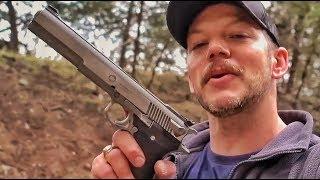 Редкие пистолеты под совсем не пистолетные патроны | Разрушительное ранчо | Перевод Zёбры