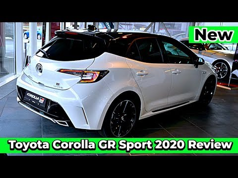 New Toyota Corolla GR Sport 2020 Review Interior Exterior