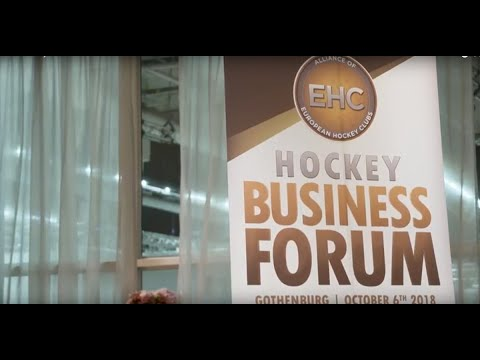 E.H.C. Hockey Business Forum 2018
