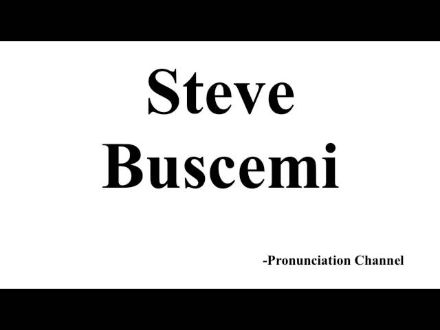 Youve Been Saying Steve Buscemis Name Wrong - 22 place names youve been pronouncing wrong
