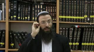 באר הגולה הבאר הרביעי שיעור 17 הרב אריאל אלקובי שליט''א
