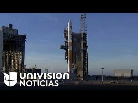 United Launch Alliance lanza el cohete 🚀  Delta IV