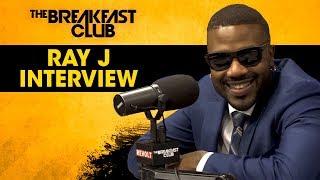 Ray J On Expanding Raycon Global, Fatherhood And Staying Drama-Free